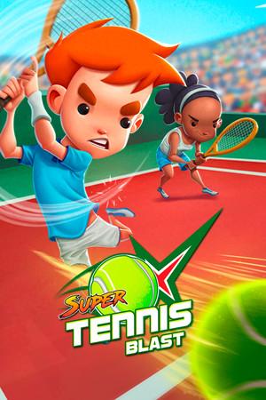 Super Tennis Blast poster image on Steam Backlog