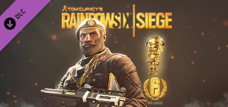 Rainbow Six Siege - Pro League Kaid Set