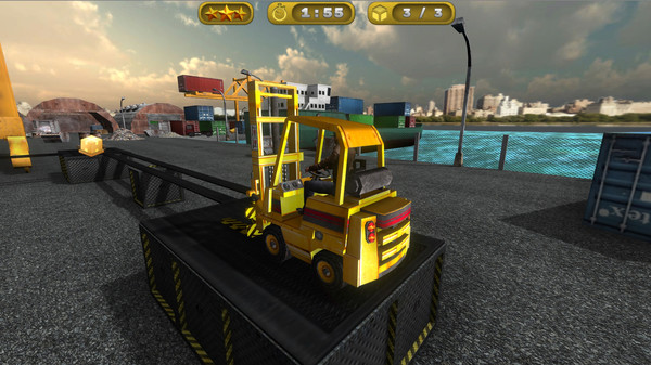 Forklift: Simulator