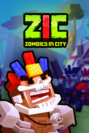 ZIC – Zombies in City poster image on Steam Backlog
