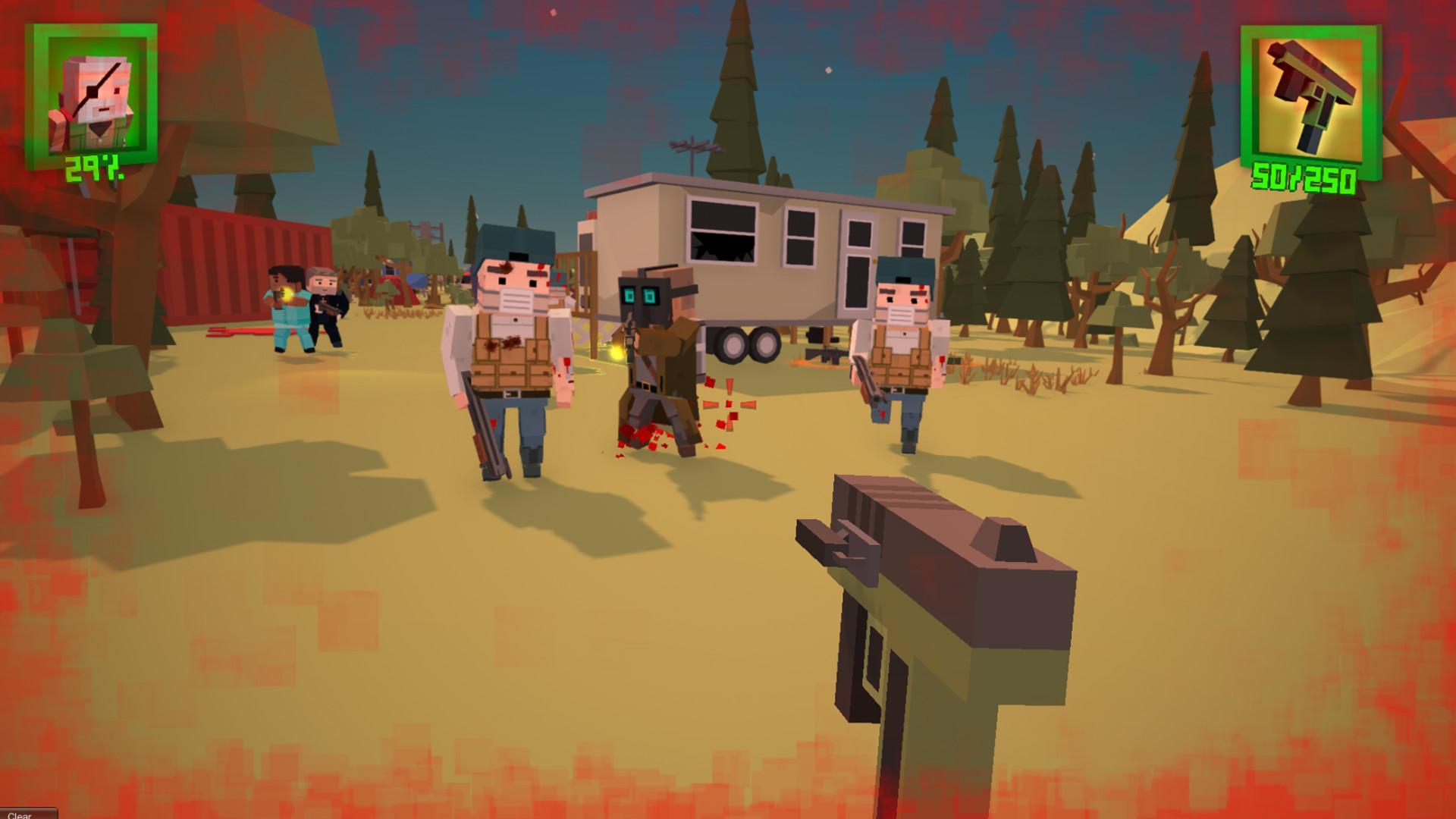 ZIC – Zombies in City