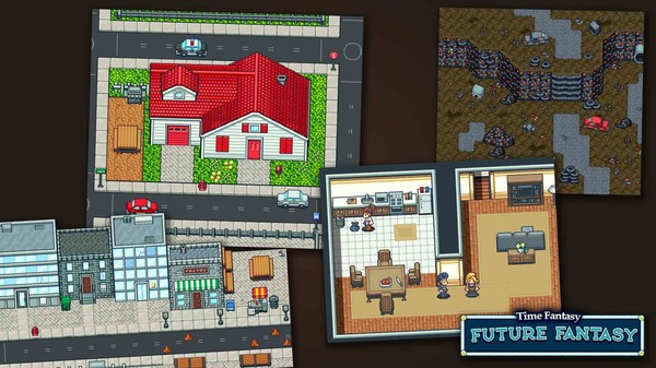 RPG Maker VX Ace - Future Fantasy (DLC)