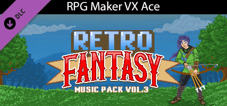 Купить RPG Maker VX Ace - Retro Fantasy Music Pack Vol 3 (DLC)