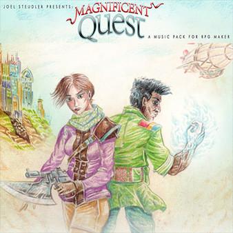 RPG Maker MV - Magnificent Quest Music Pack (DLC)