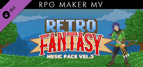 RPG Maker MV - Retro Fantasy Music Pack Vol 3