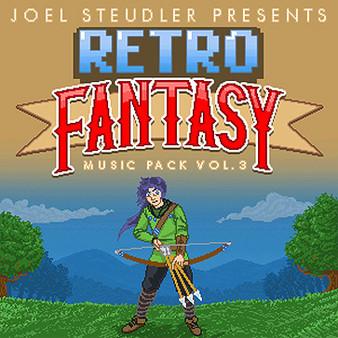 RPG Maker MV - Retro Fantasy Music Pack Vol 3 (DLC)