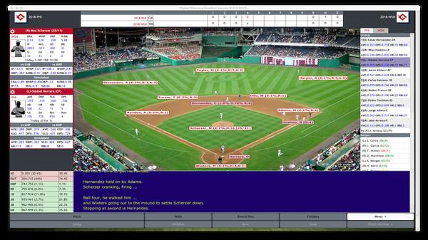 Digital Diamond Baseball V8