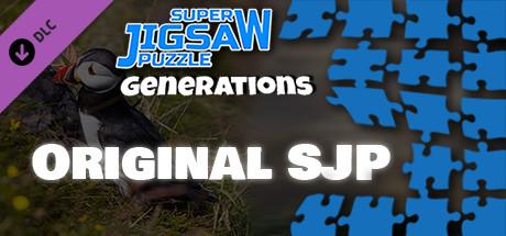 Купить Super Jigsaw Puzzle: Generations - Original SJP (DLC)