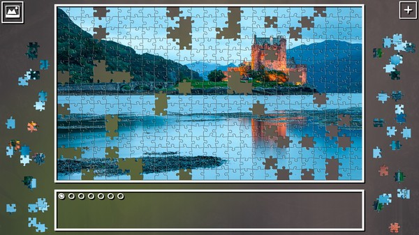 Super Jigsaw Puzzle: Generations - Original SJP (DLC)