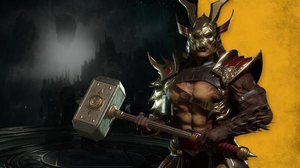 Mortal Kombat 11 Shao Kahn (DLC)