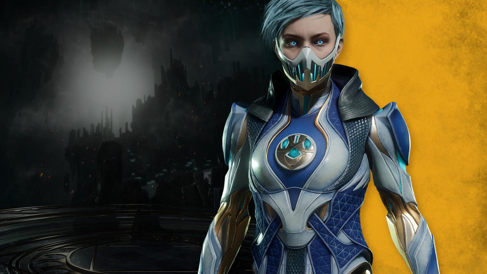 Afbeeldingsresultaat voor Mortal Kombat 11 frost