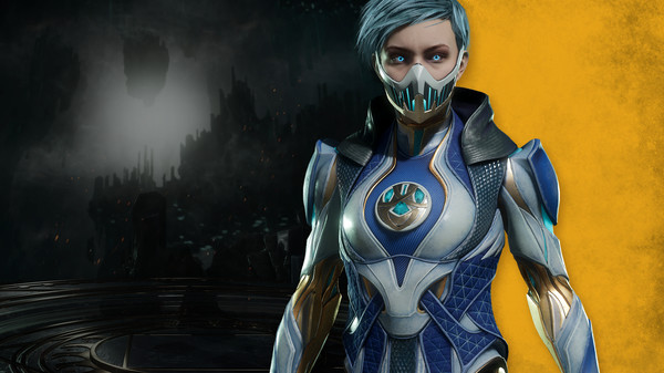 Mortal Kombat 11 Frost (DLC)