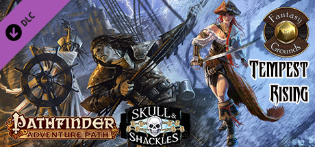 Fantasy Grounds - Pathfinder RPG - Skull & Shackles AP 3: Tempest Rising (PFRPG)