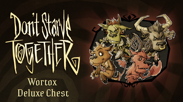Don't Starve Together: Wortox Deluxe Chest (DLC)