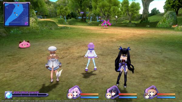 Hyperdimension Neptunia Re;Birth1 Lily-ad Dungeon / リリィダンジョン / CP迷宮 (DLC)