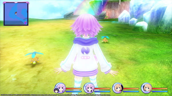 Hyperdimension Neptunia Re;Birth2 Mini Island / ミニミニアイランド / 迷你島 (DLC)