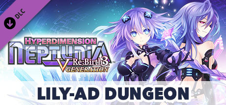 Купить Hyperdimension Neptunia Re;Birth3 Lily-ad Dungeon (DLC)