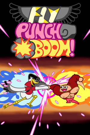 Fly Punch Boom! poster image on Steam Backlog