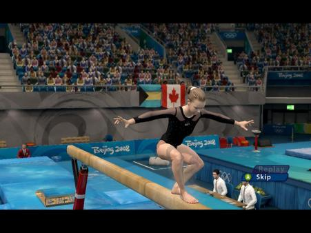 Beijing 2008™ - The Official Video Game of the Olympic Games