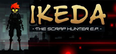 Купить Ikeda : The Scrap Hunter E.P.