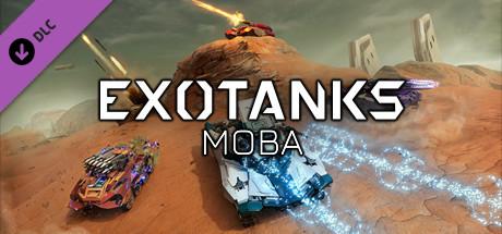 Купить ExoTanks - Комплект Офицера (DLC)