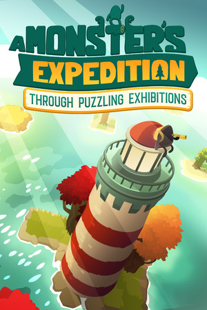 A Monster's Expedition poster image on Steam Backlog
