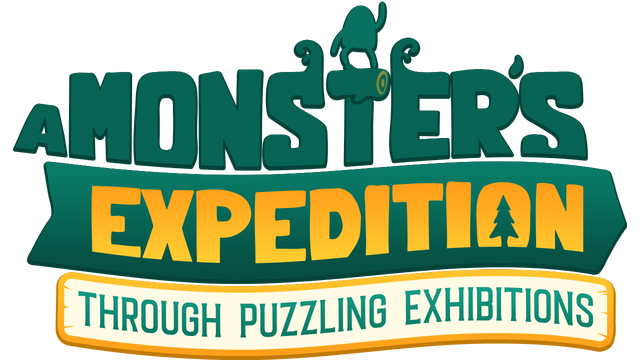 A Monster's Expedition logo