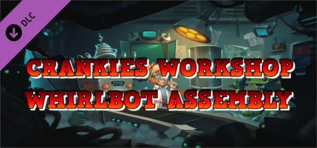 Crankies Workshop: Whirlbot Assembly Wall Paper Set