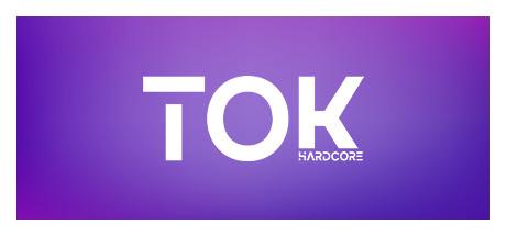 TOK HARDCORE cover art