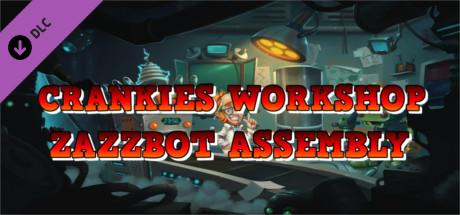 Crankies Workshop: Zazzbot Assembly Wall Paper Set