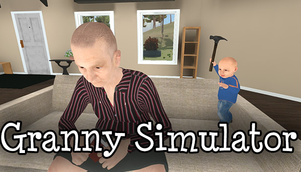 Granny Simulator в Steam