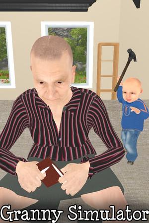 Granny Simulator poster image on Steam Backlog