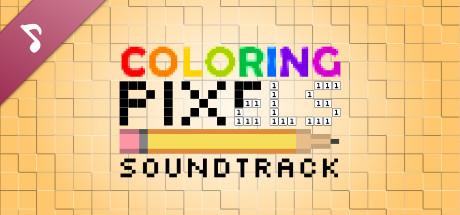 Coloring Pixels - Soundtrack