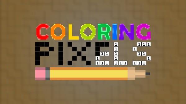 Coloring Pixels - Soundtrack (DLC)