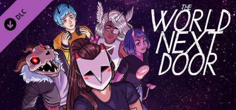 The World Next Door - Prelude Comic