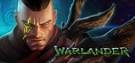 Warlander title thumbnail