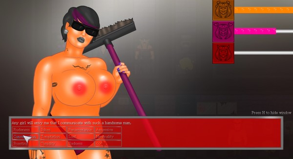 SEXXXNATOR: Adult Sandbox RPG