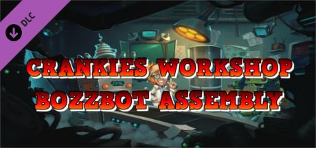 Crankies Workshop: Bozzbot Assembly Wall Paper Set