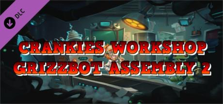 Crankies Workshop: Grizzbot Assembly 2 Sound Track