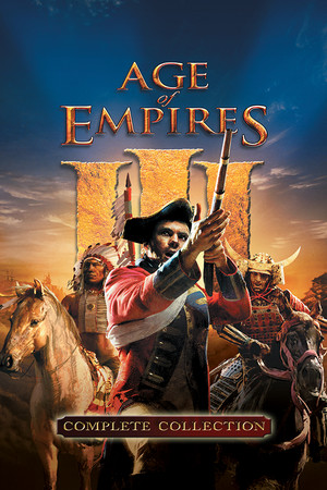 Age of Empires III: Complete Collection poster image on Steam Backlog