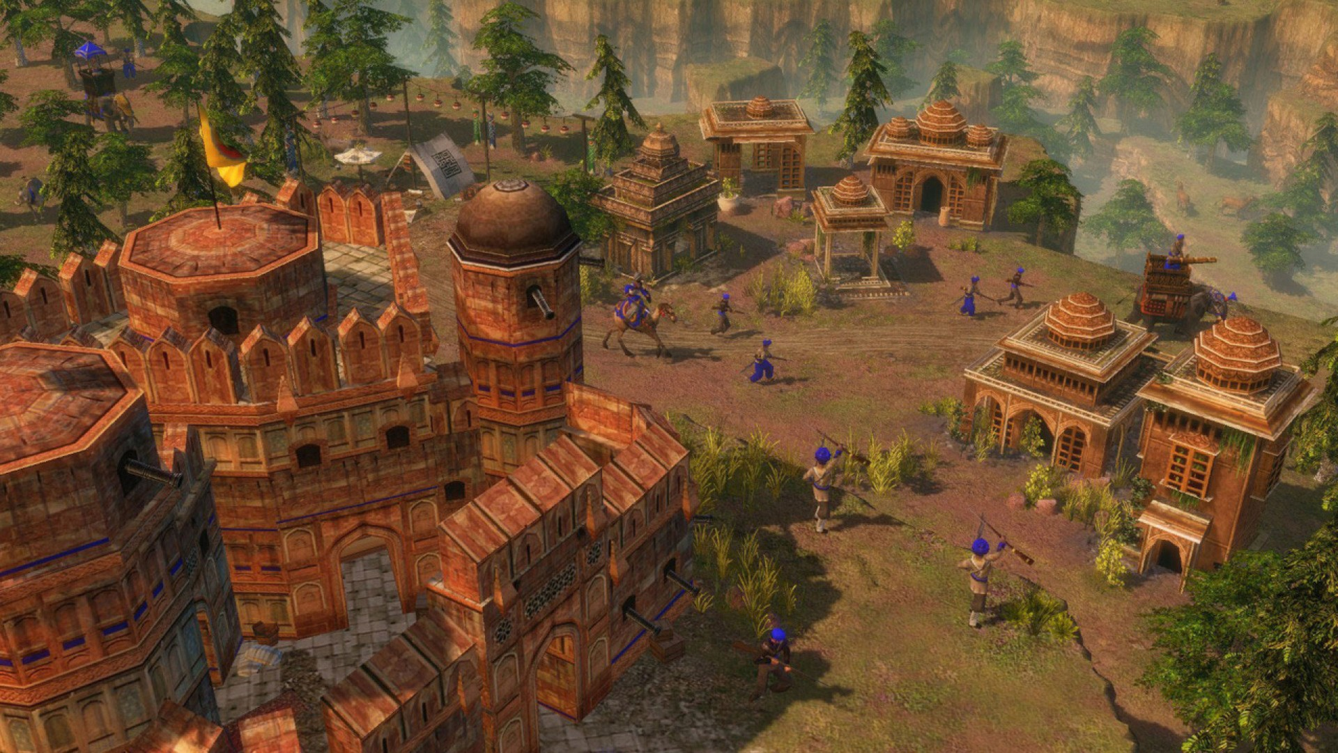age of empires 3 steam mac