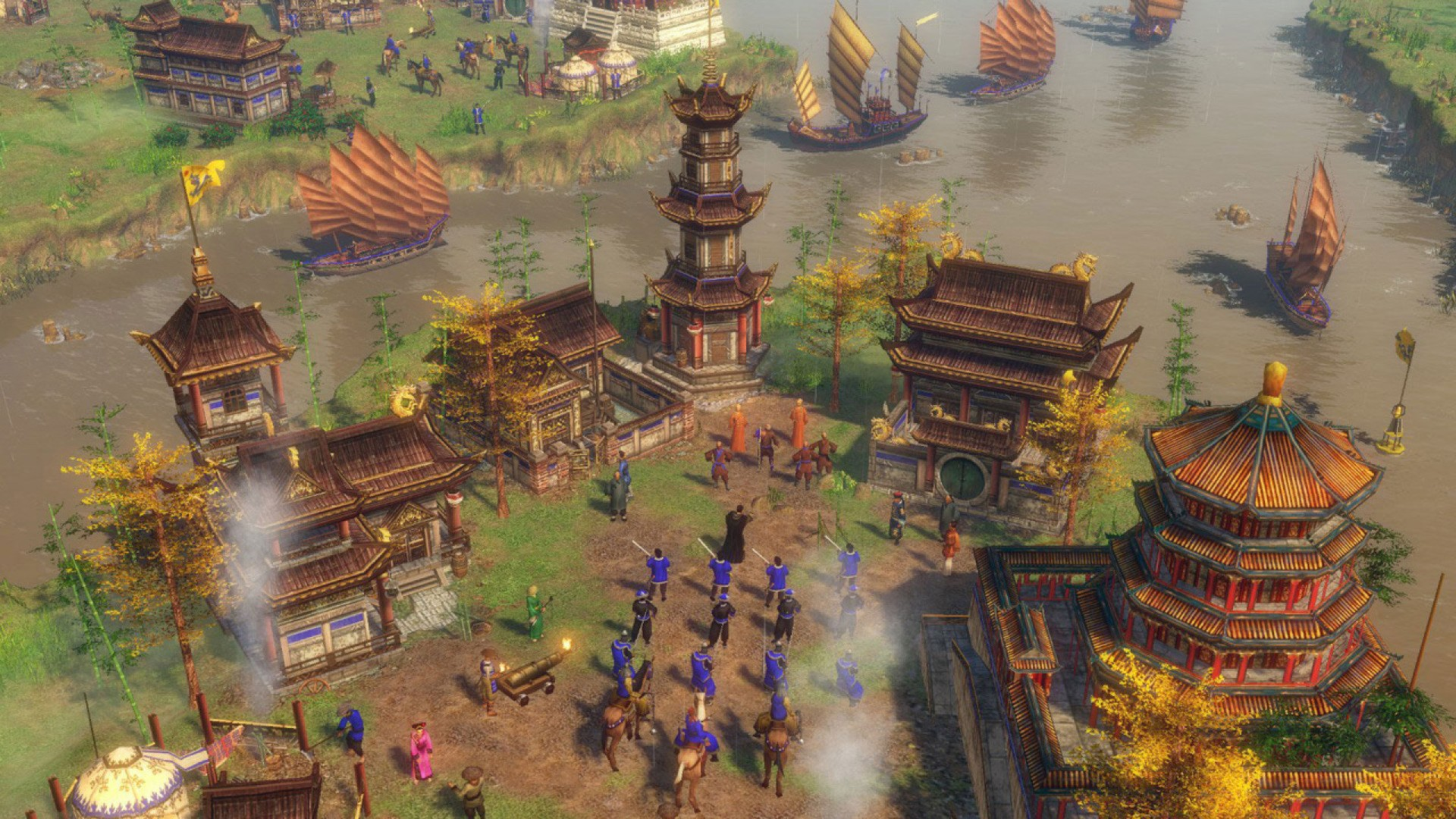 Age of Empires III: Complete Collection 스크린샷 22