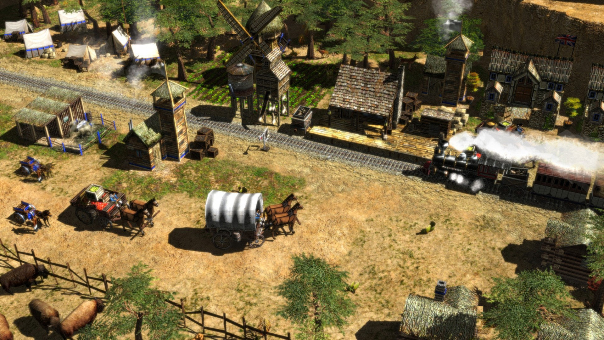 Age of Empires III: Complete Collection 스크린샷 32