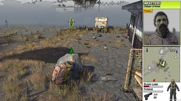 Survivalist Invisible Strain pc free download full version survival horror games 2020