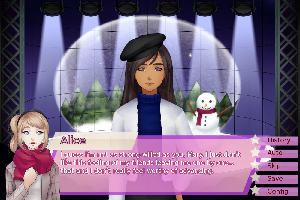 Alice in Stardom - A Free Idol Visual Novel on Steam