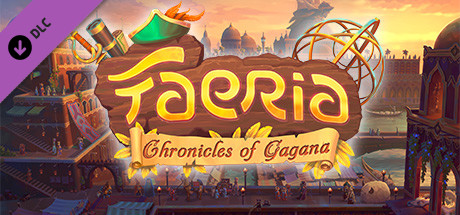 Купить Faeria - Chronicles of Gagana DLC