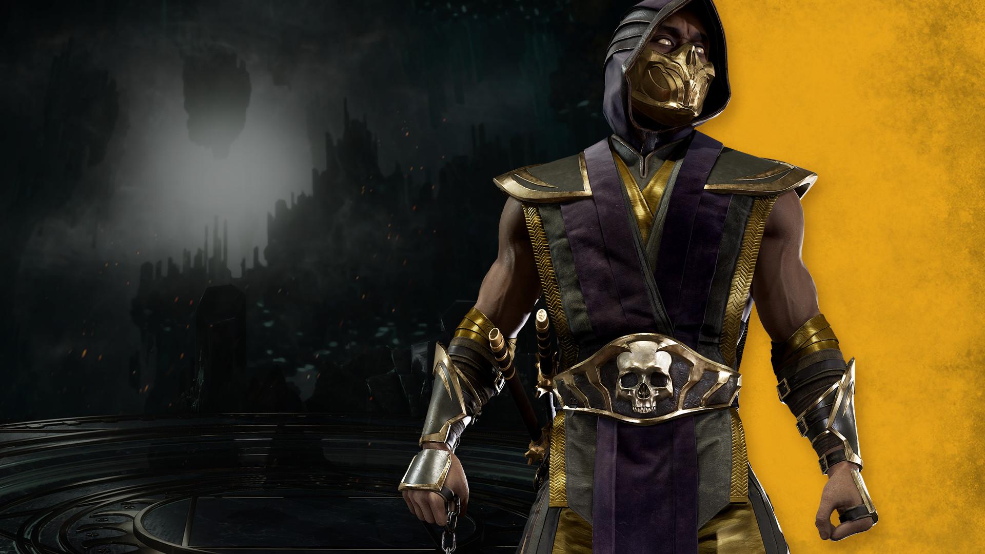 Mortal Kombat 11 Gold Demon Scorpion Steam Discovery