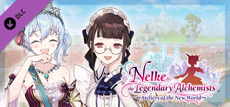 Nelke & the LA: 37 Costume Pack