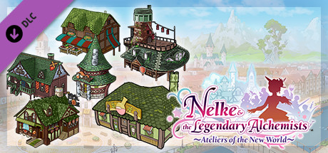 Купить Nelke & the LA: Facility Pack: Salburg (DLC)