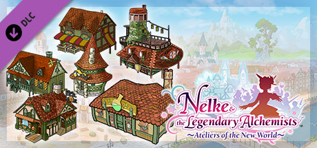 Nelke & the LA: Facility Pack: Gramnad
